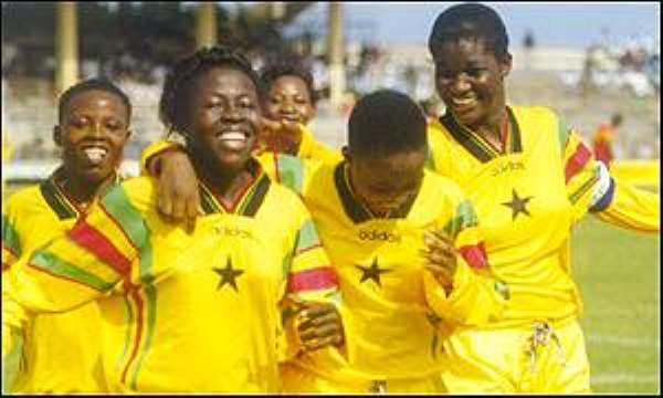 Ghana can be tough - Falcons coach rates Black Queens' potential AWC threat